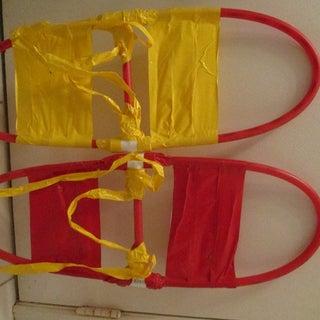 PVC Snowshoes