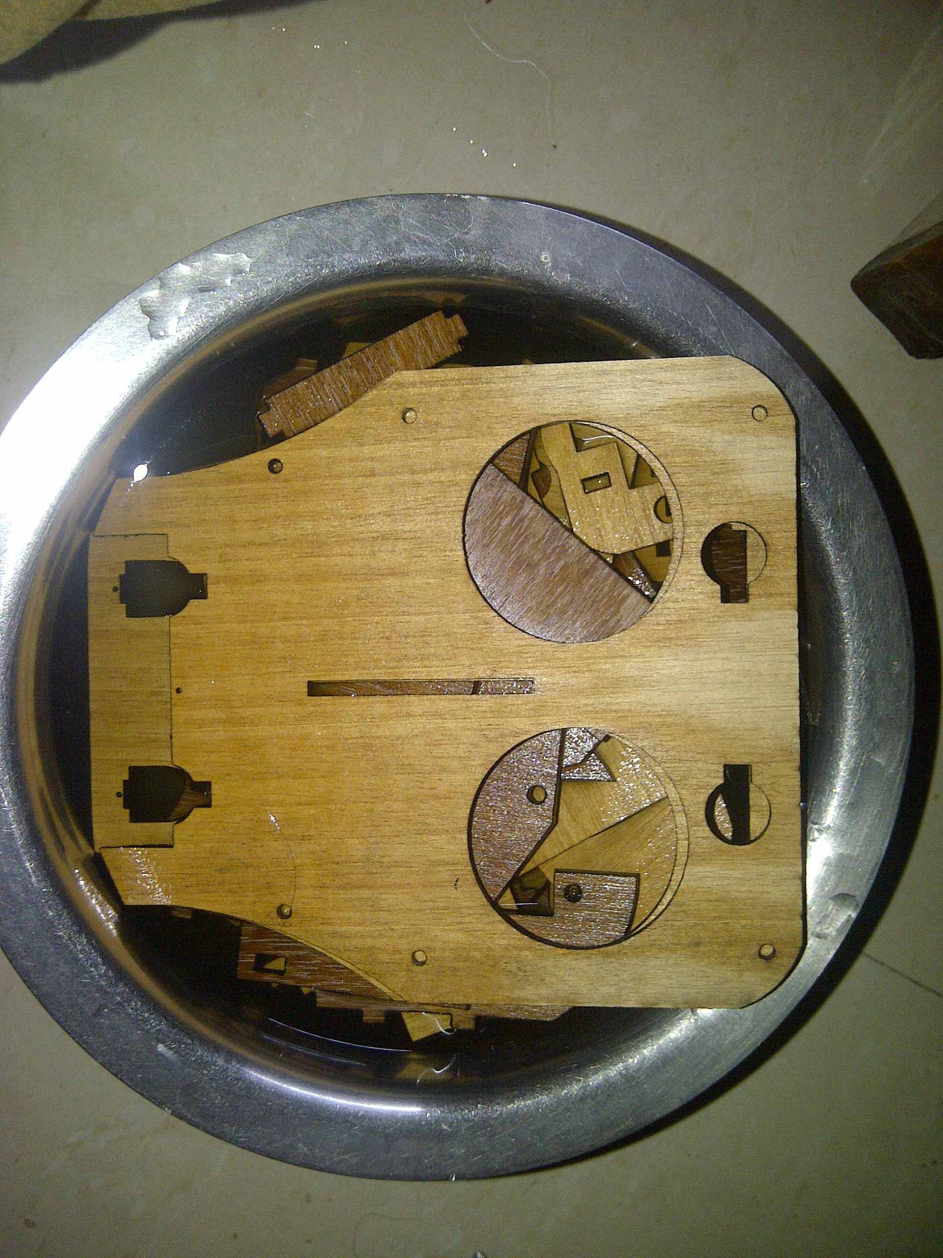 Picture of Laser Cut the Parts