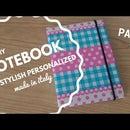 DIY Cute and Stylish Personalized Notebook - PART 2 [Fai Da Te - Agenda Personalizzata Carina Ed Elegante - PARTE 2]