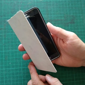 Replace Flap on Phone Case
