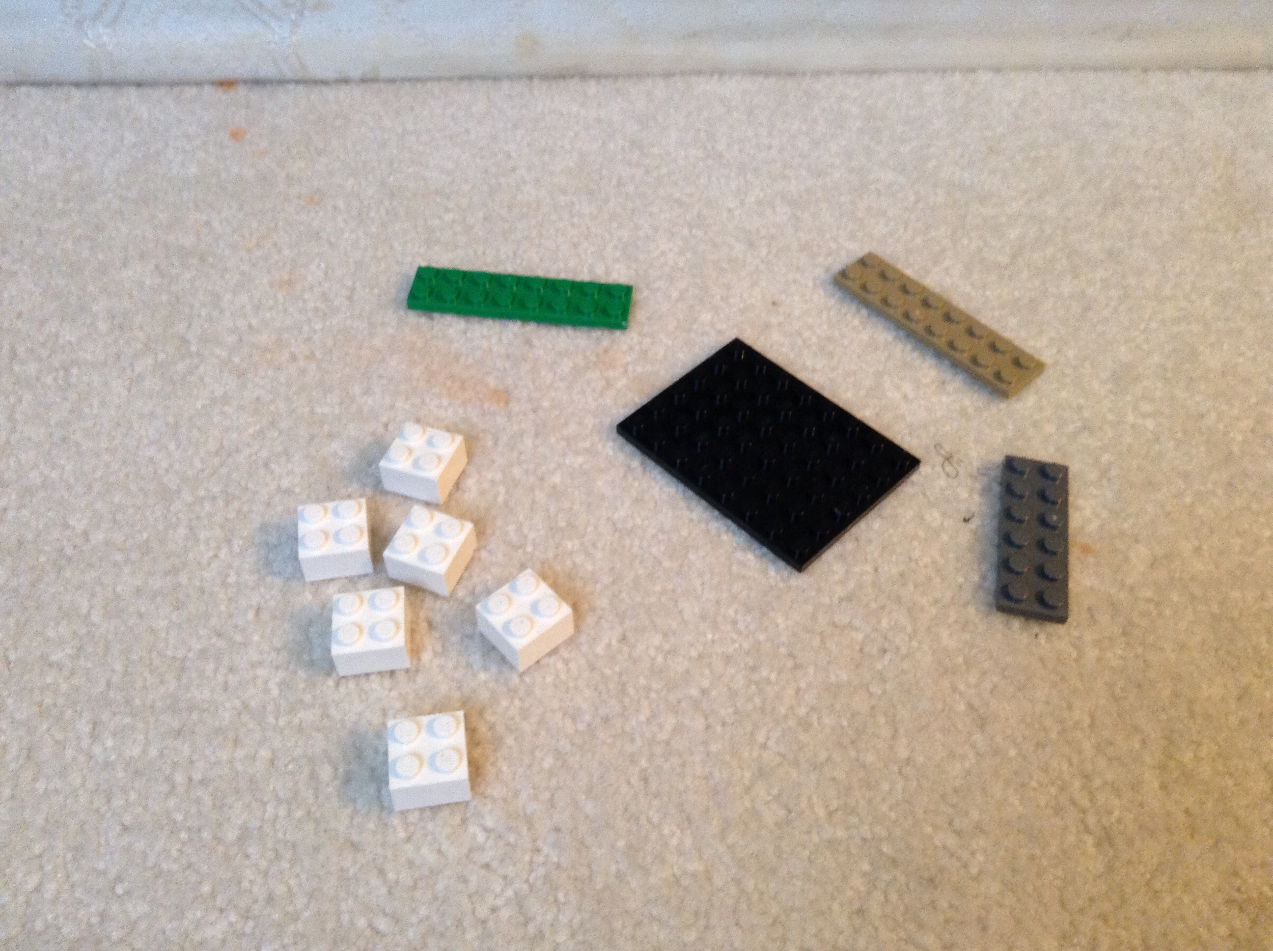 Picture of How to Make Lego Theater Seats