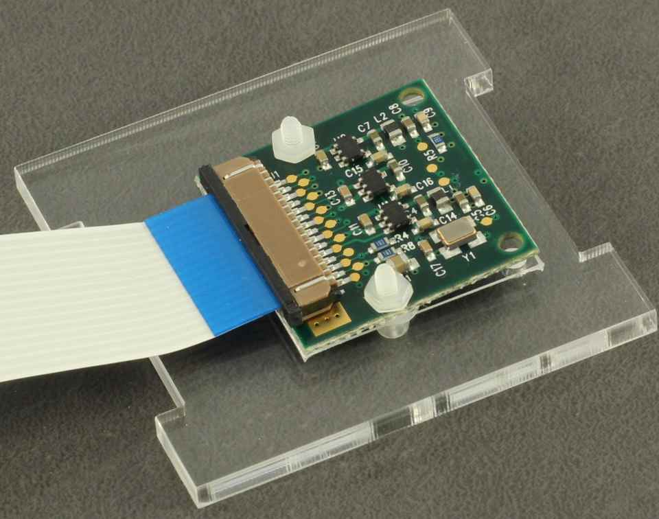 Picture of Fitting the Raspberry Pi Camera