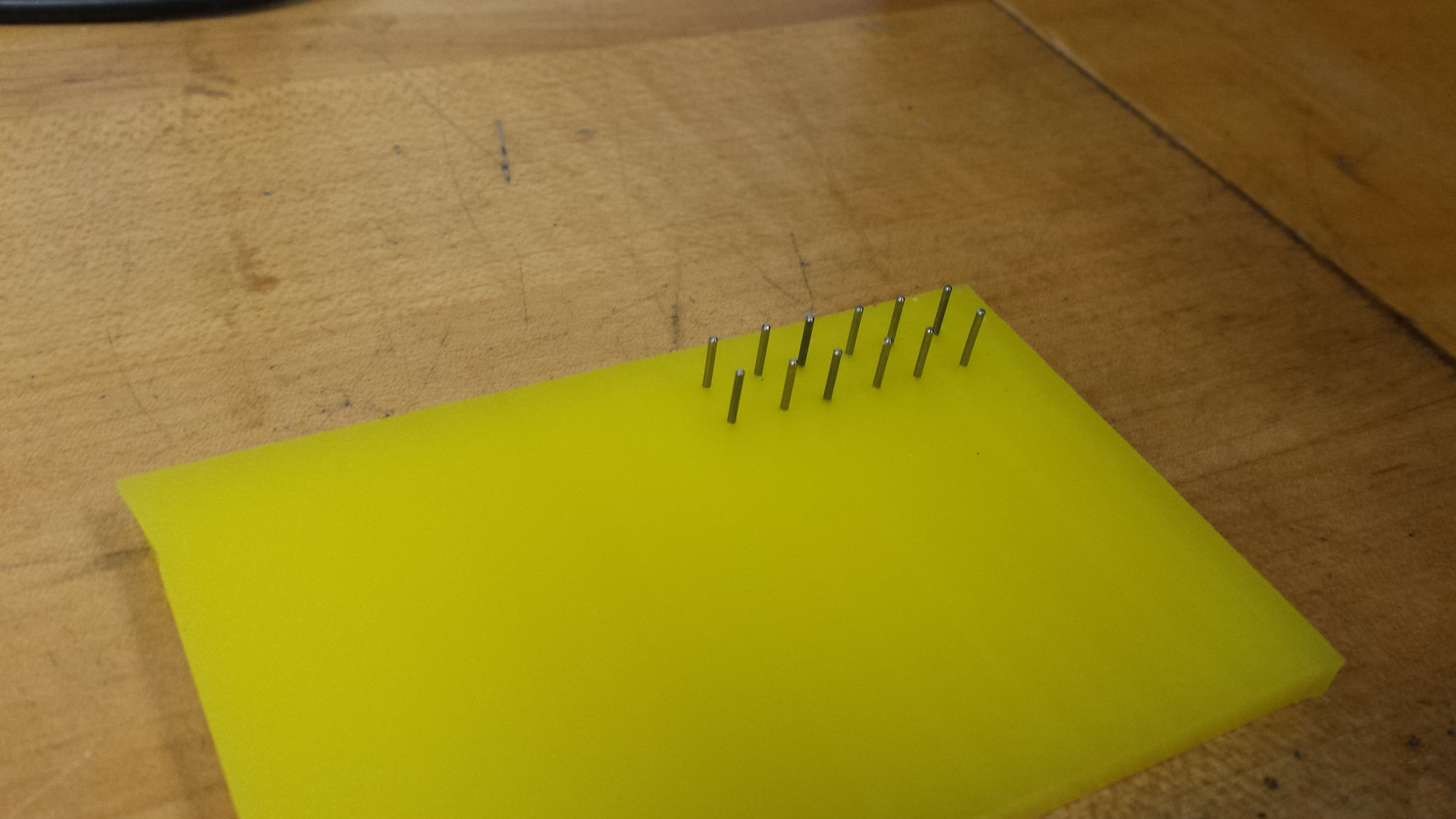 Picture of Tabs and Dowels for Small And/or Thin Pieces
