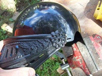 The Helmet and Hair