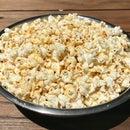 Stovetop Hippie Popcorn