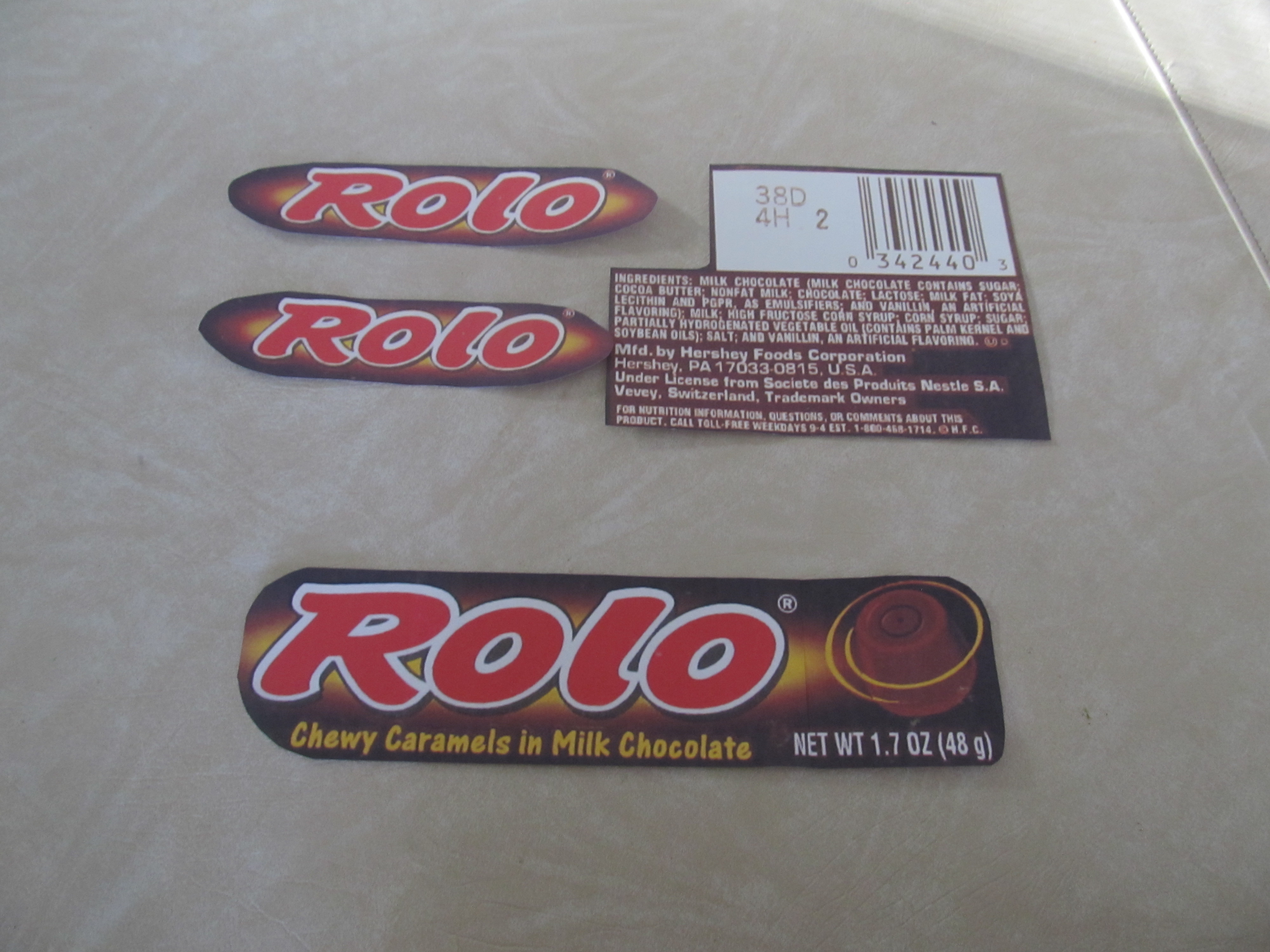 Picture of ROLO Rolls Holder