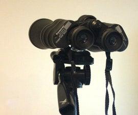 Binocular Tripod Mount for Next to Nothing