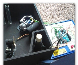 """Light Spectrometer From a """"battery Powered"""" Head Inspection Lamp"""
