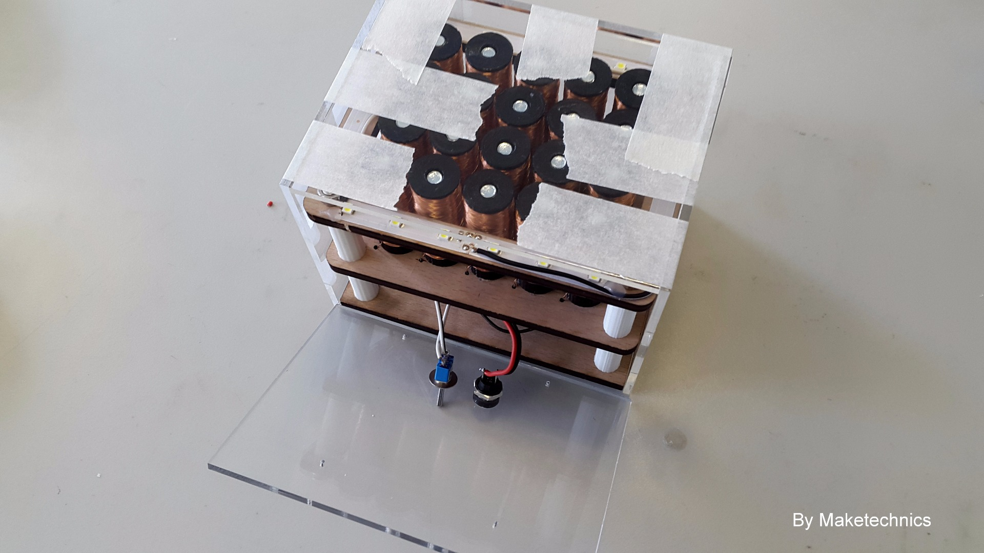 Picture of Enclosure Assembly