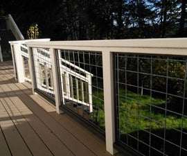 Hog/Sheep Panel Fence