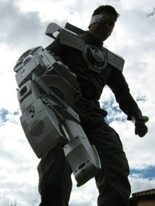 BECOME a MAD CYBORG... Part Human, Part Dead Computers (UPDATED!!!)
