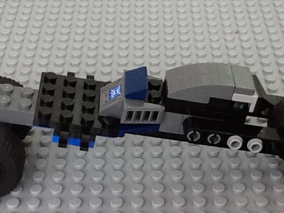Picture of Cockpit Details