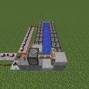 Minecraft Anvil Cannon