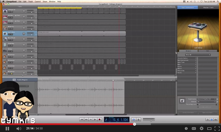 Picture of How to Create Electronic Music