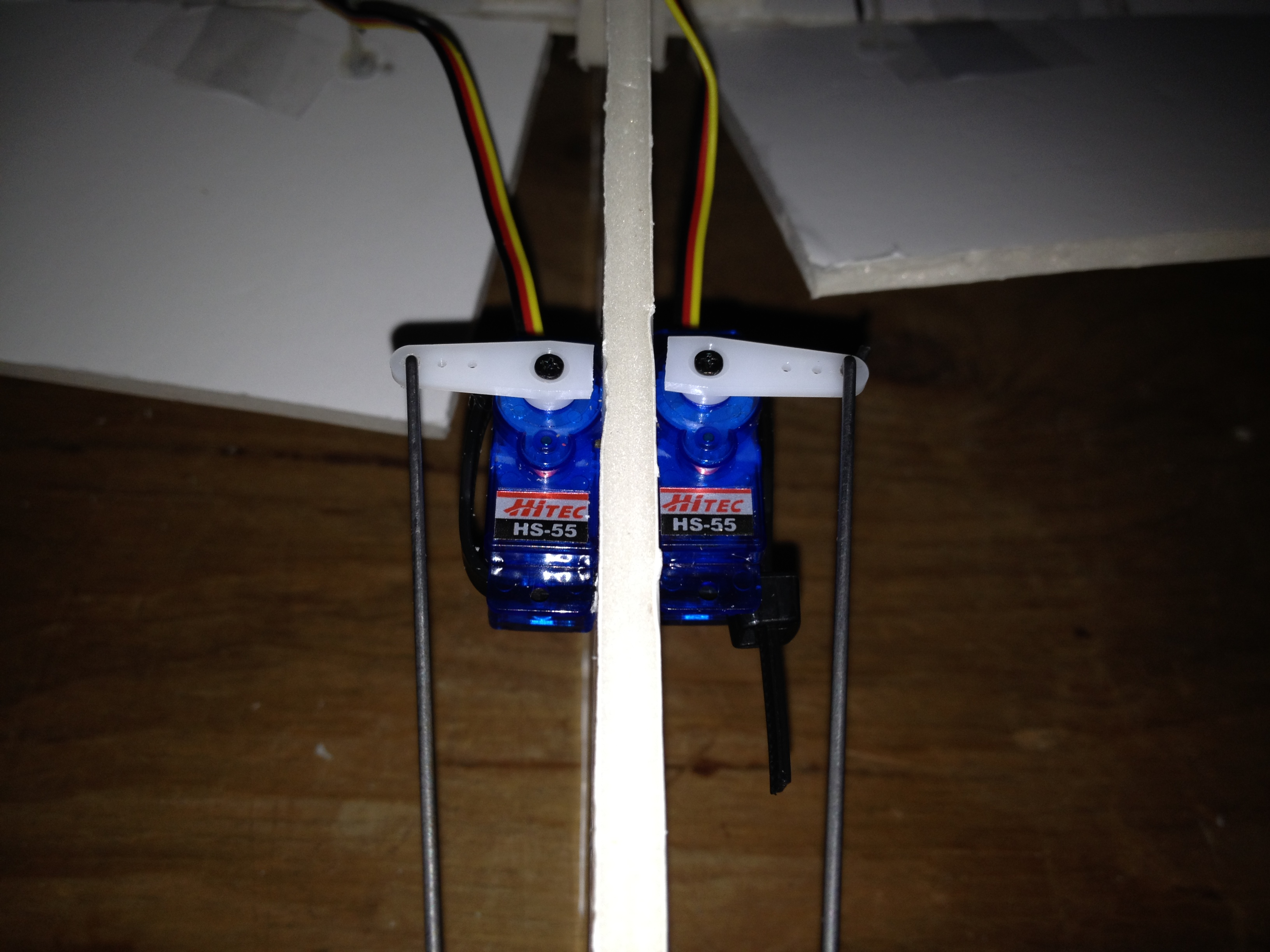 Picture of The Servos