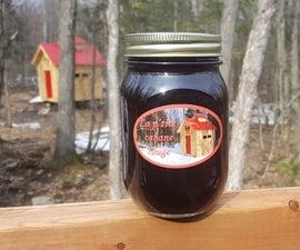 DIY Maple Syrup