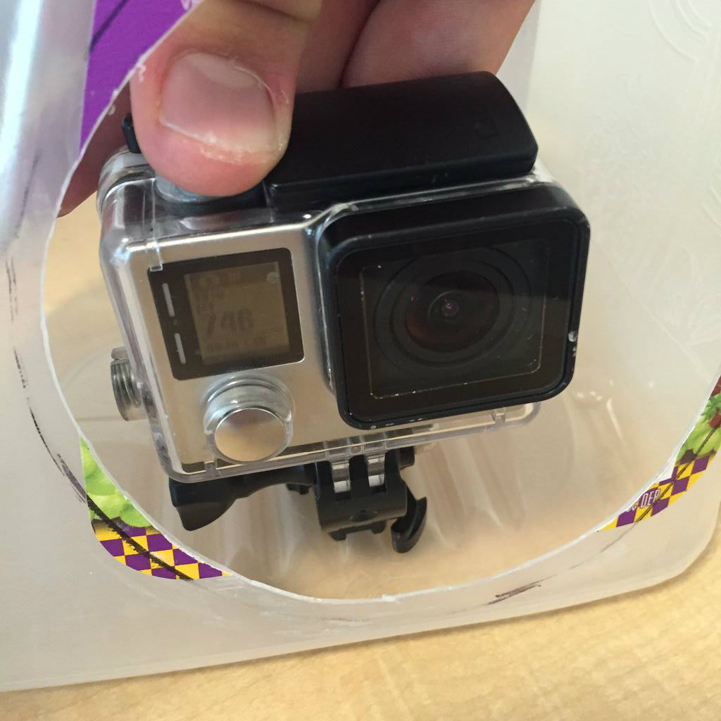 Picture of Glue GoPro Mount