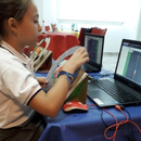 Scratch Vs Mario Cars with Makey Makey