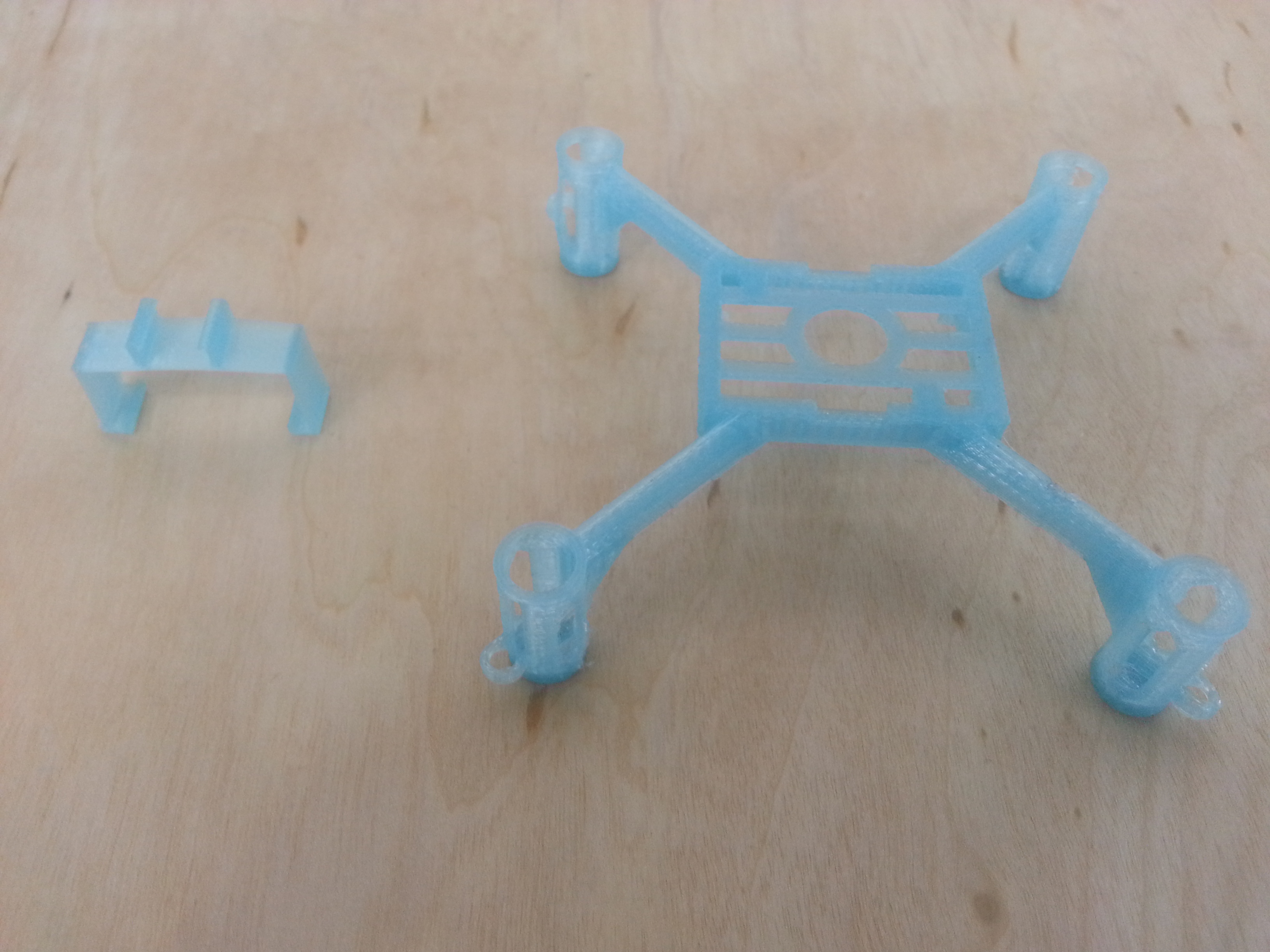 Picture of 3D Printing the Drone Chassis