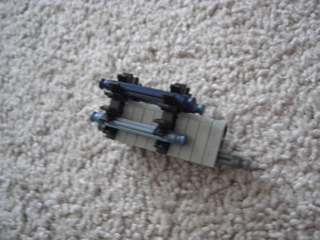 Picture of Barrel Part 3 - Bullet Housing and Assembly of the Whole Barrel