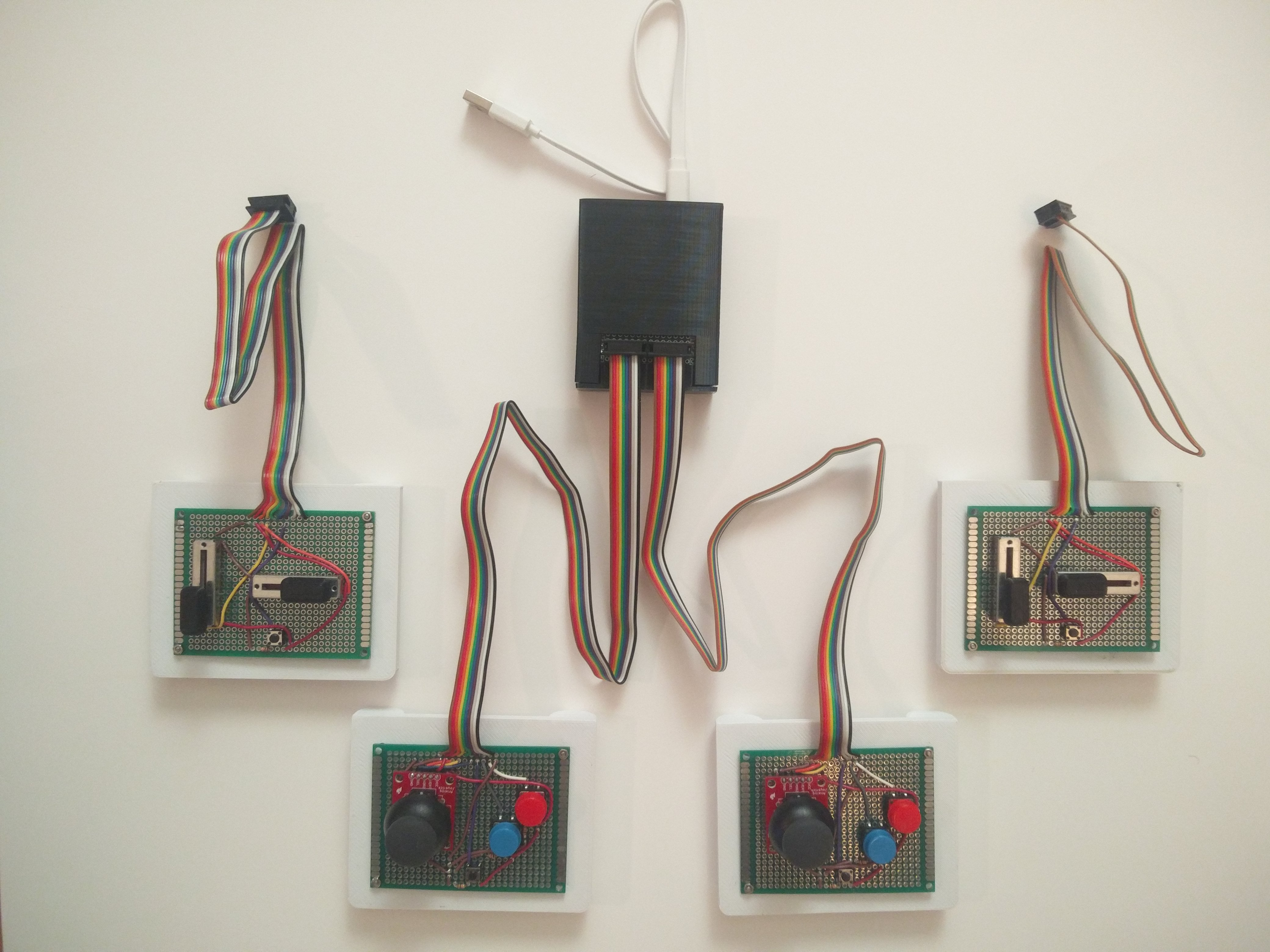 Picture of Arduino Controllers