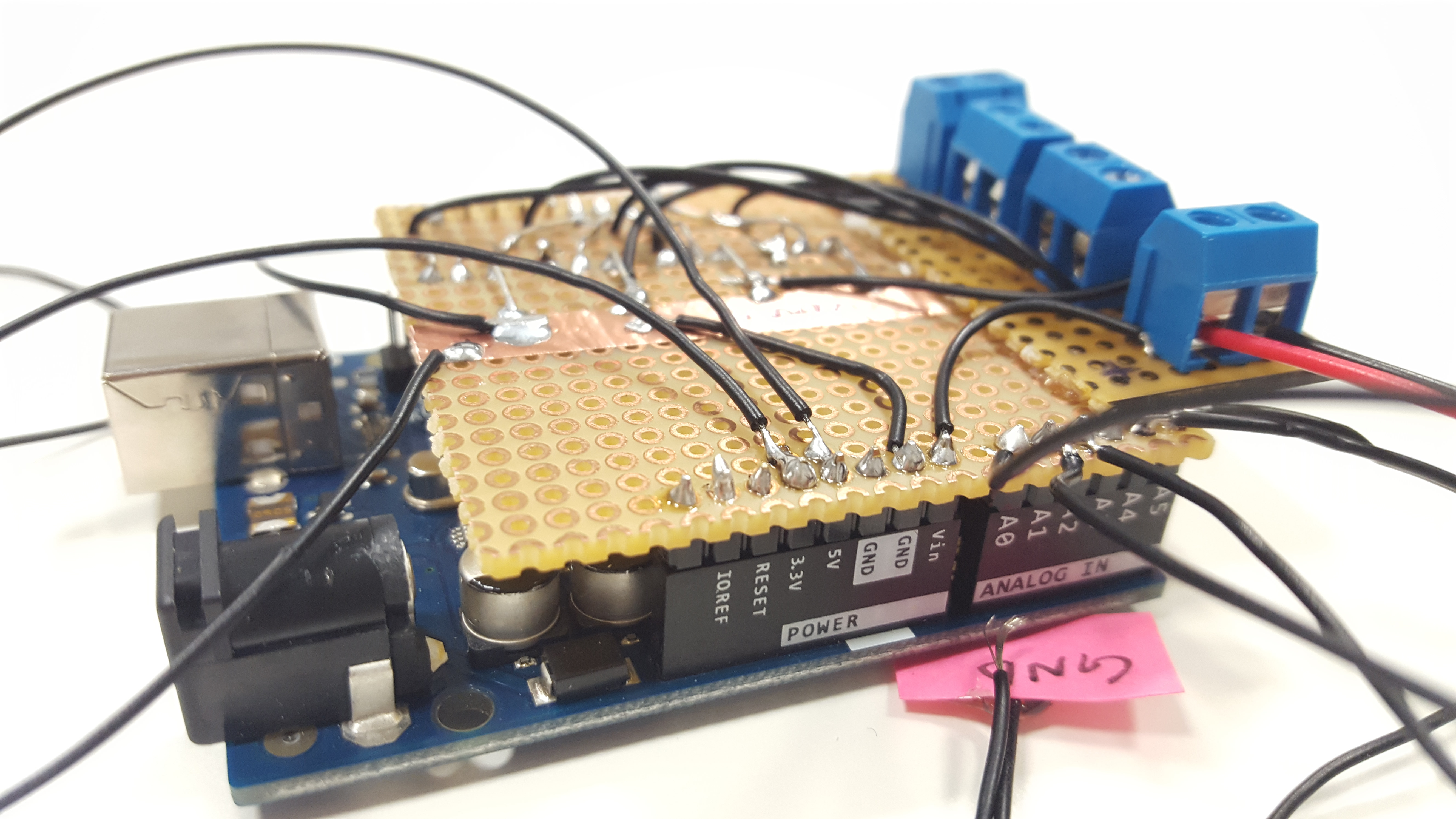 Picture of Circuit Design and Programming