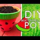 DIY: Watermelon Pot