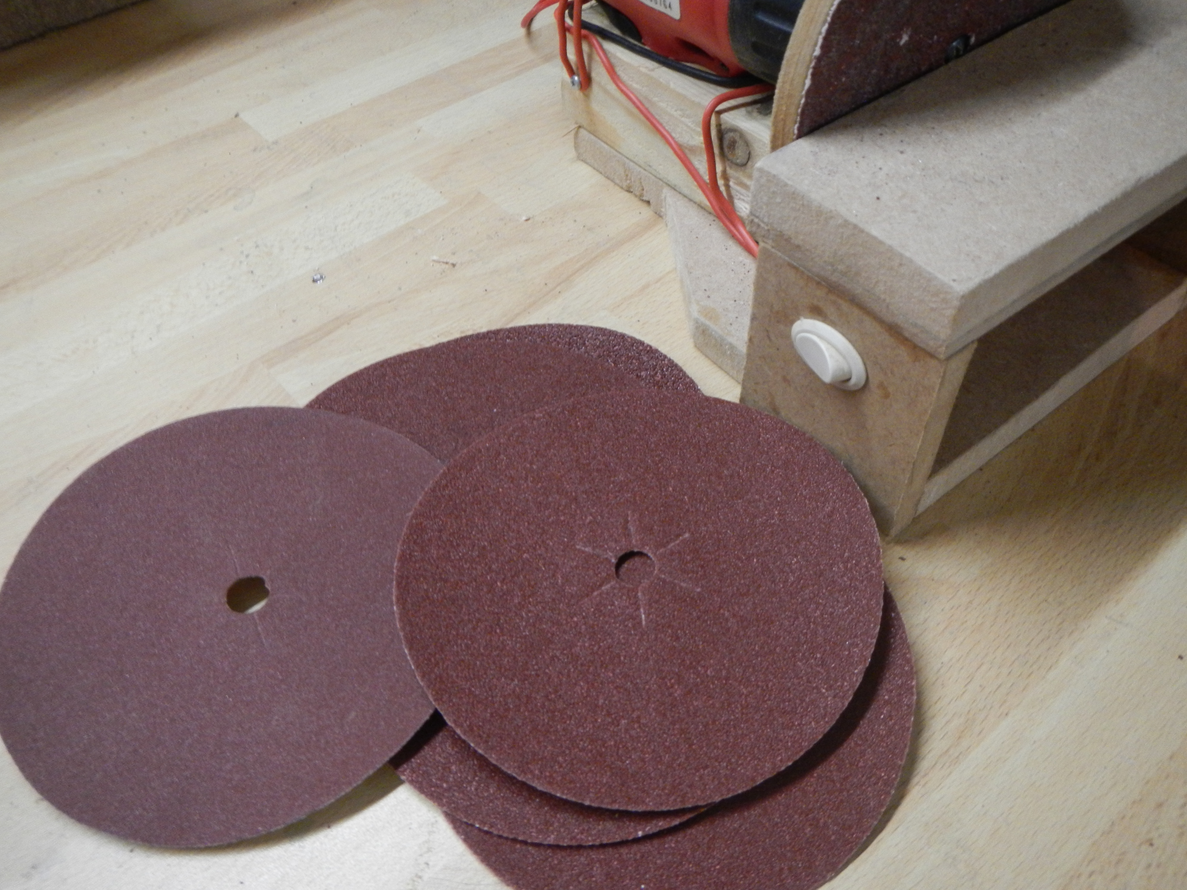 Picture of Make the Disk