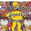 The Definitive Digestive Drink