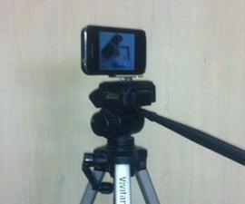 Smartphone/tripod adapter - Adaptador para Telefono/Tripode