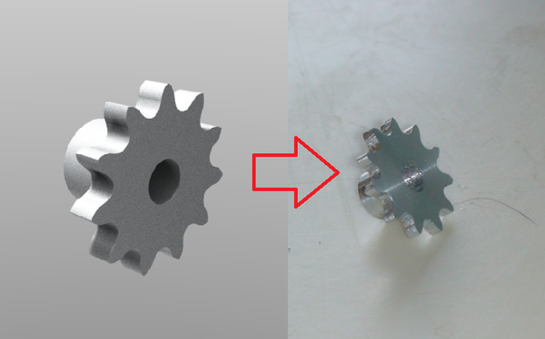 Simple Guide to Making Sprockets