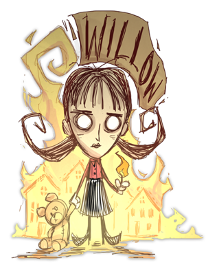Picture of Pretend to Catch Things on Fire