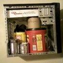 Computer Case Shelf
