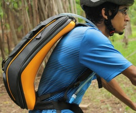 Backpack for Cycling
