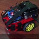"""ArdiPi"" Wireless Arduino and R-Pi Rover"