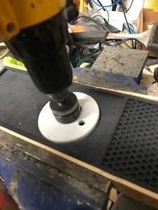 Drilling, Ripping, Cutting, Sawing...