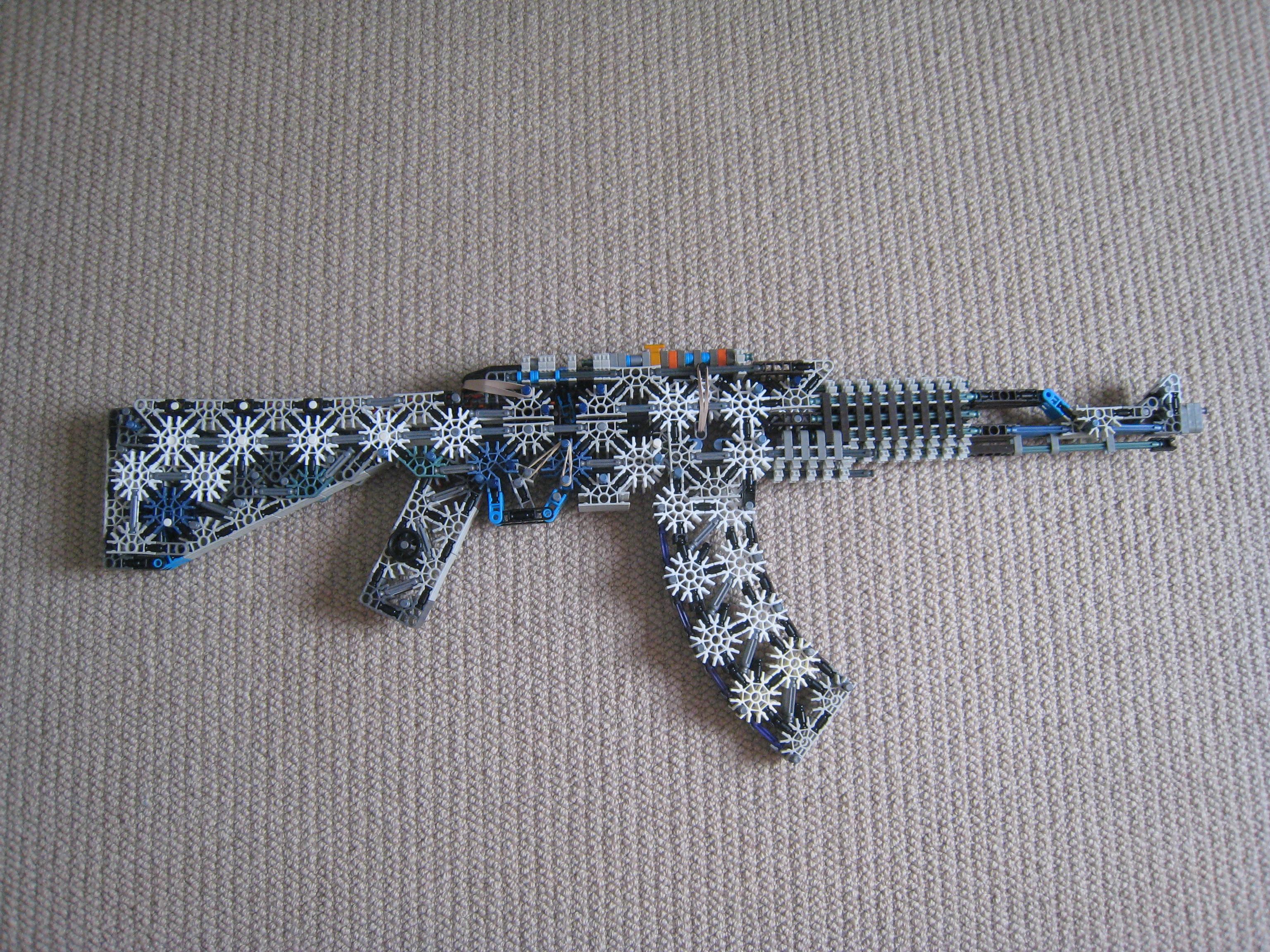 Picture of K'nex Ak-47