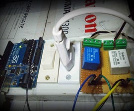 Voice Controlled Switch with Arduino