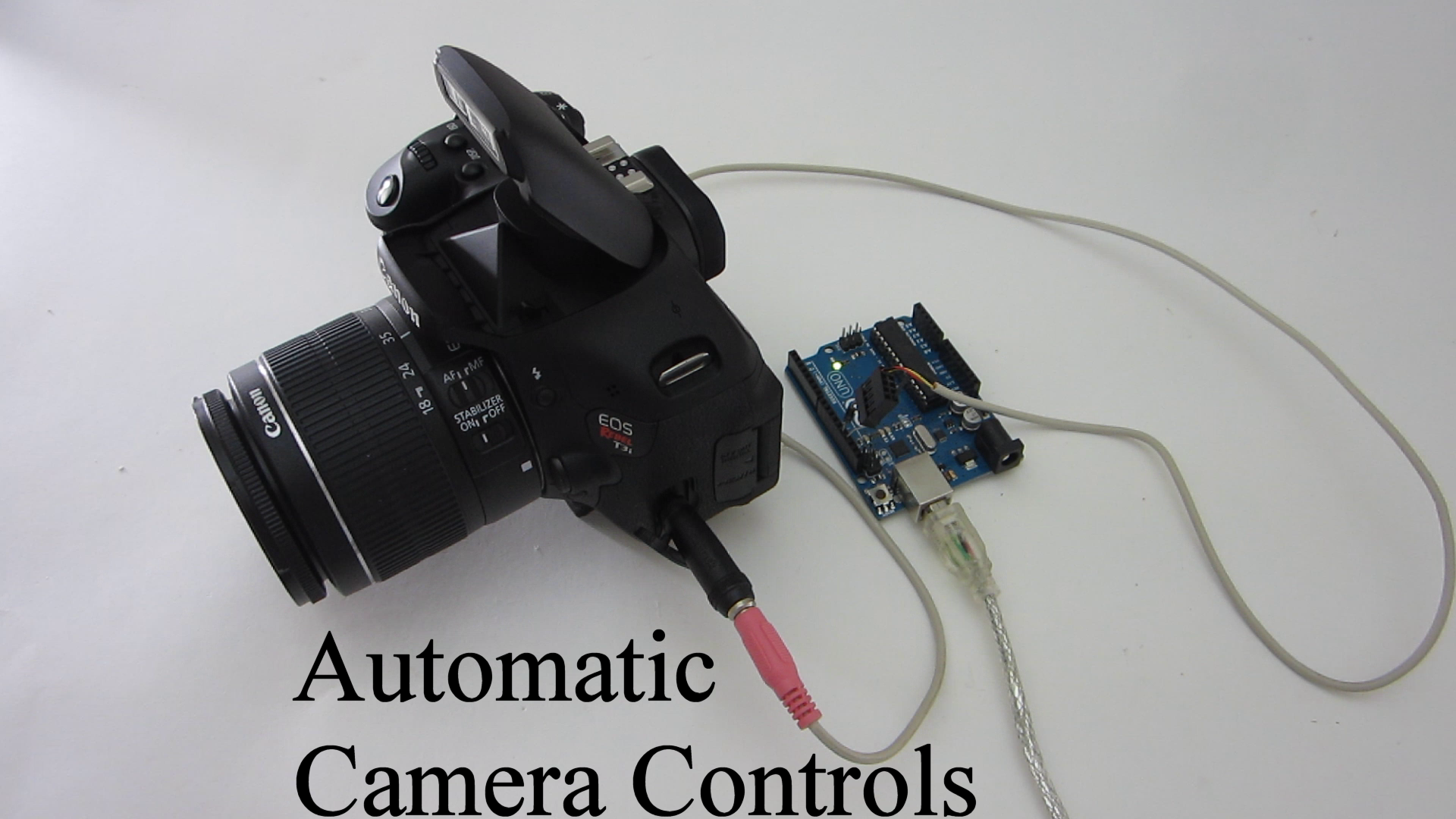 Automatic Camera Shutter Switch: 7 Steps (with Pictures)