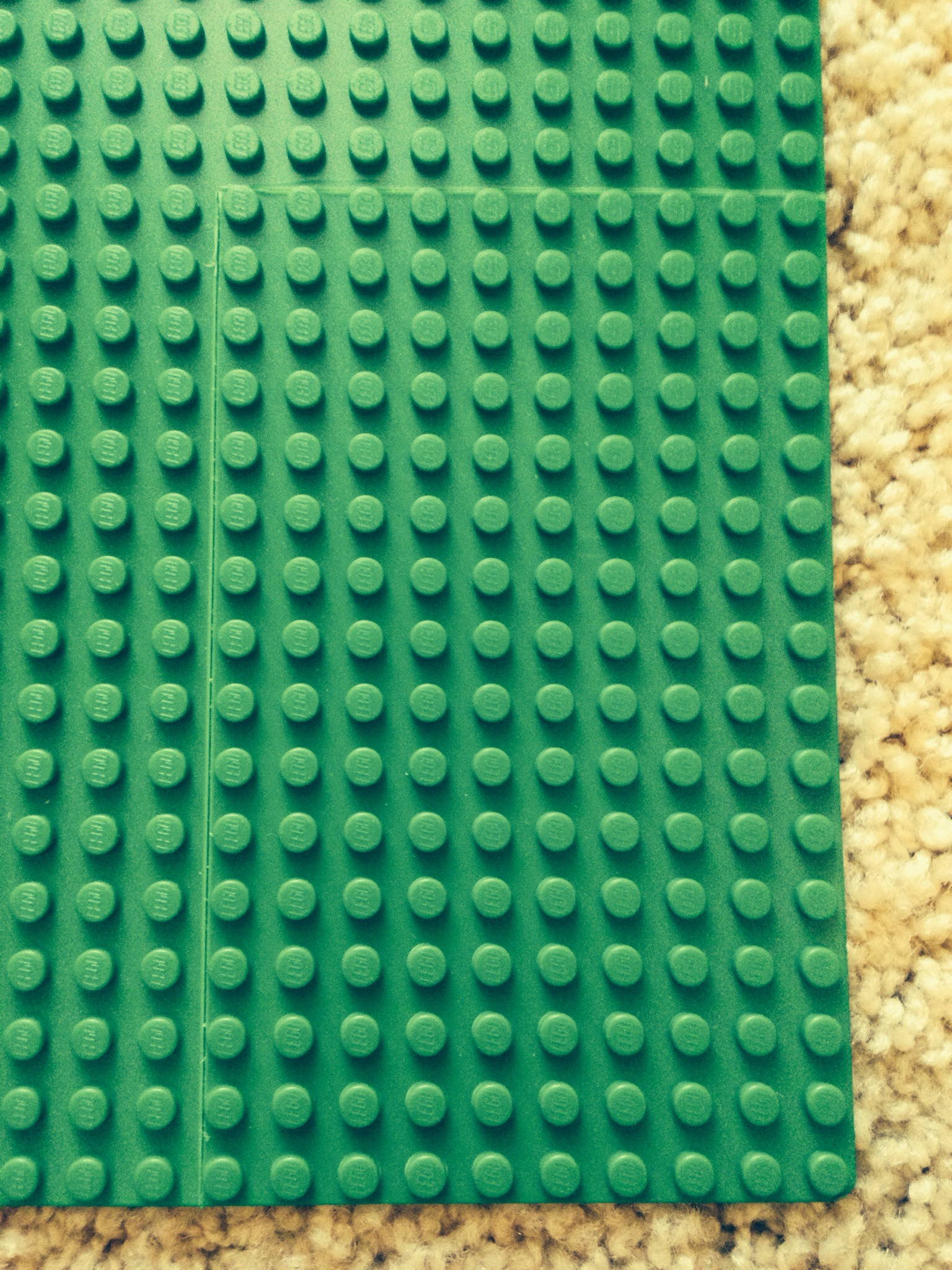 Picture of Mark Lego Plate
