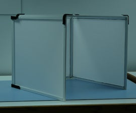 A $20/20min Commercial Quality Folding Light Box / Light Tent