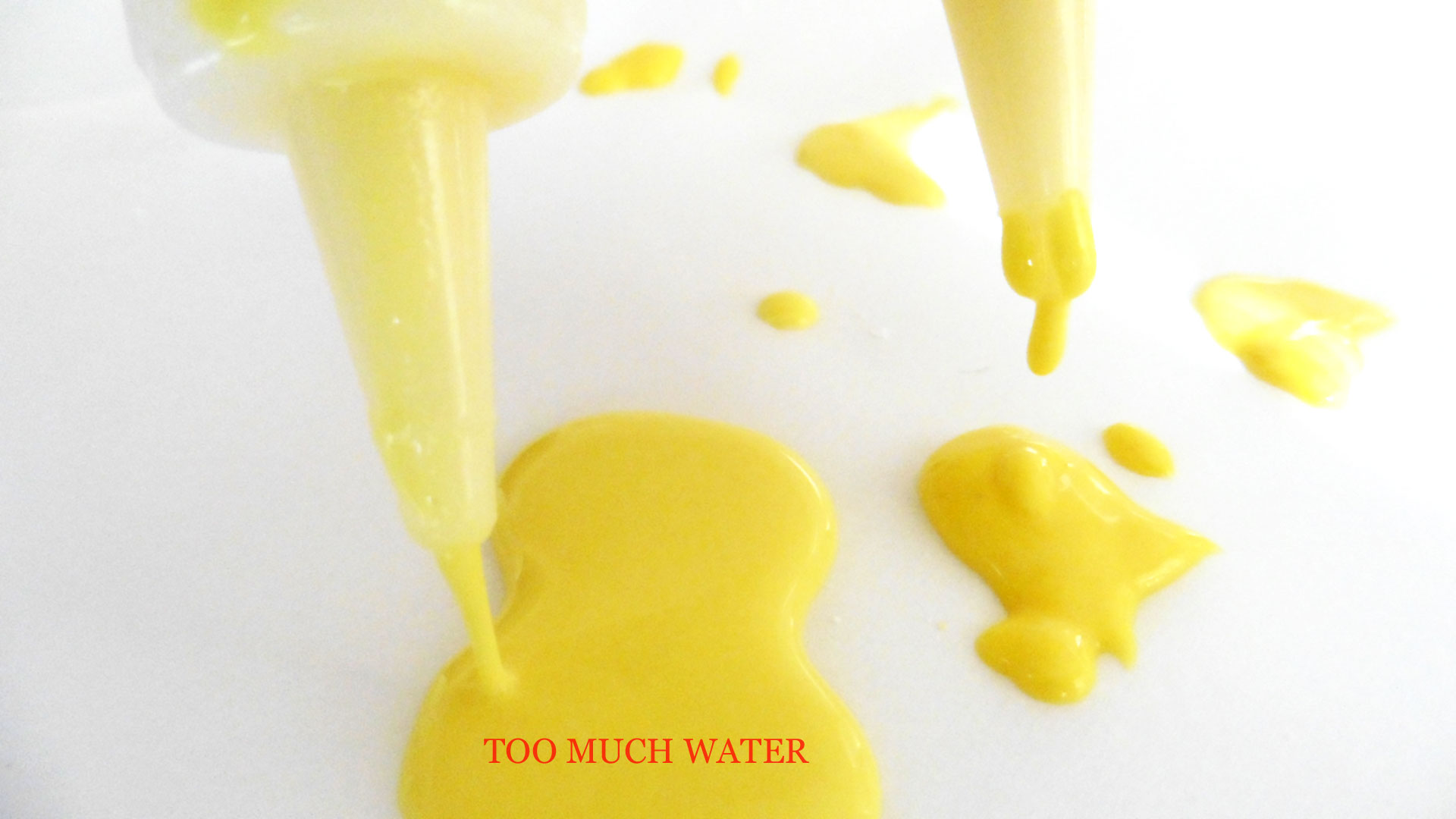 Picture of Too Much Water