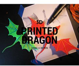 3D Printing a Dragon