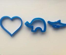 Design and 3D Print a Cookie Cutter