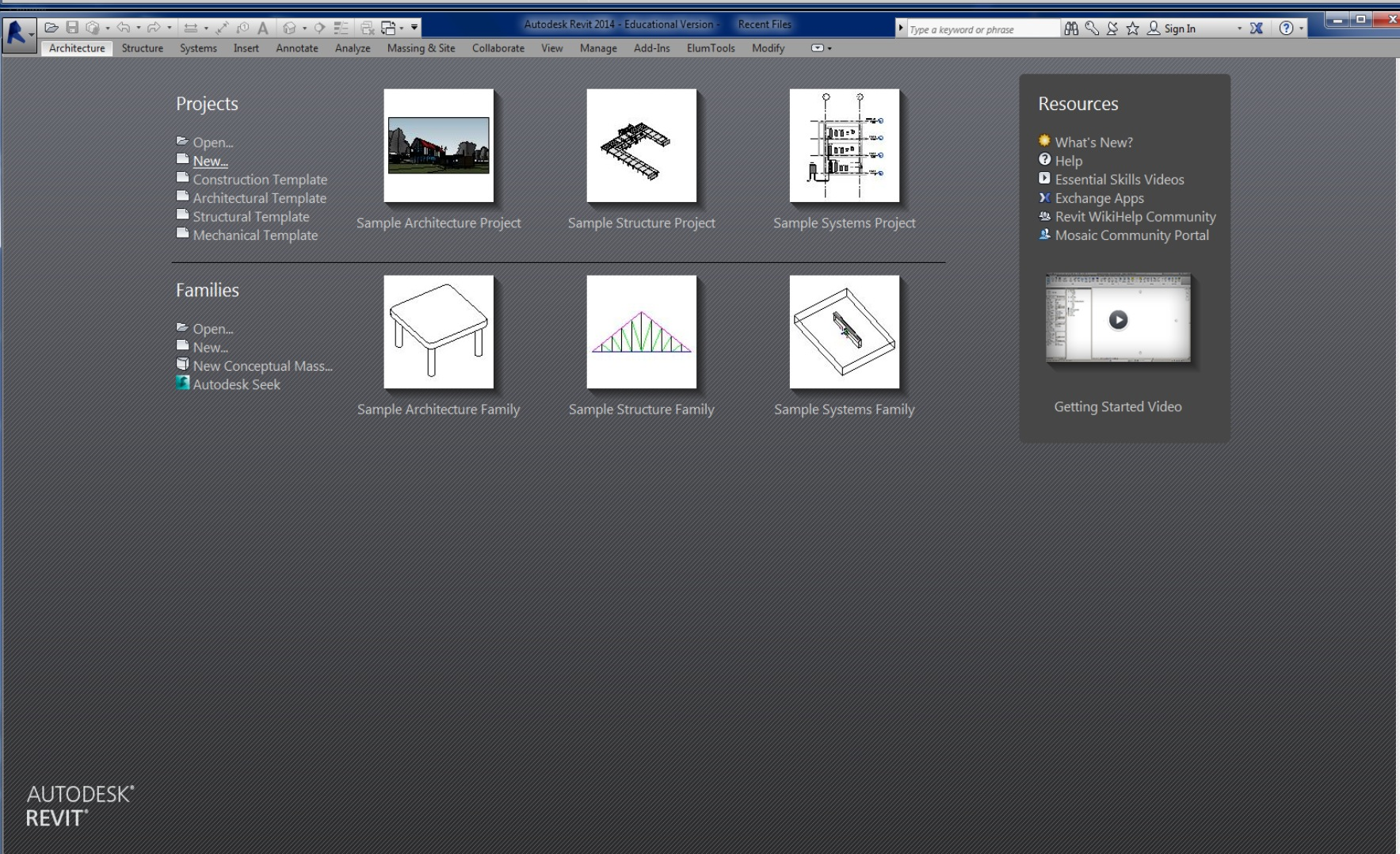 Picture of Create a Building, Add Stairs, Change Units, Upload More Windows and Use Section Box in Autodesk Revit