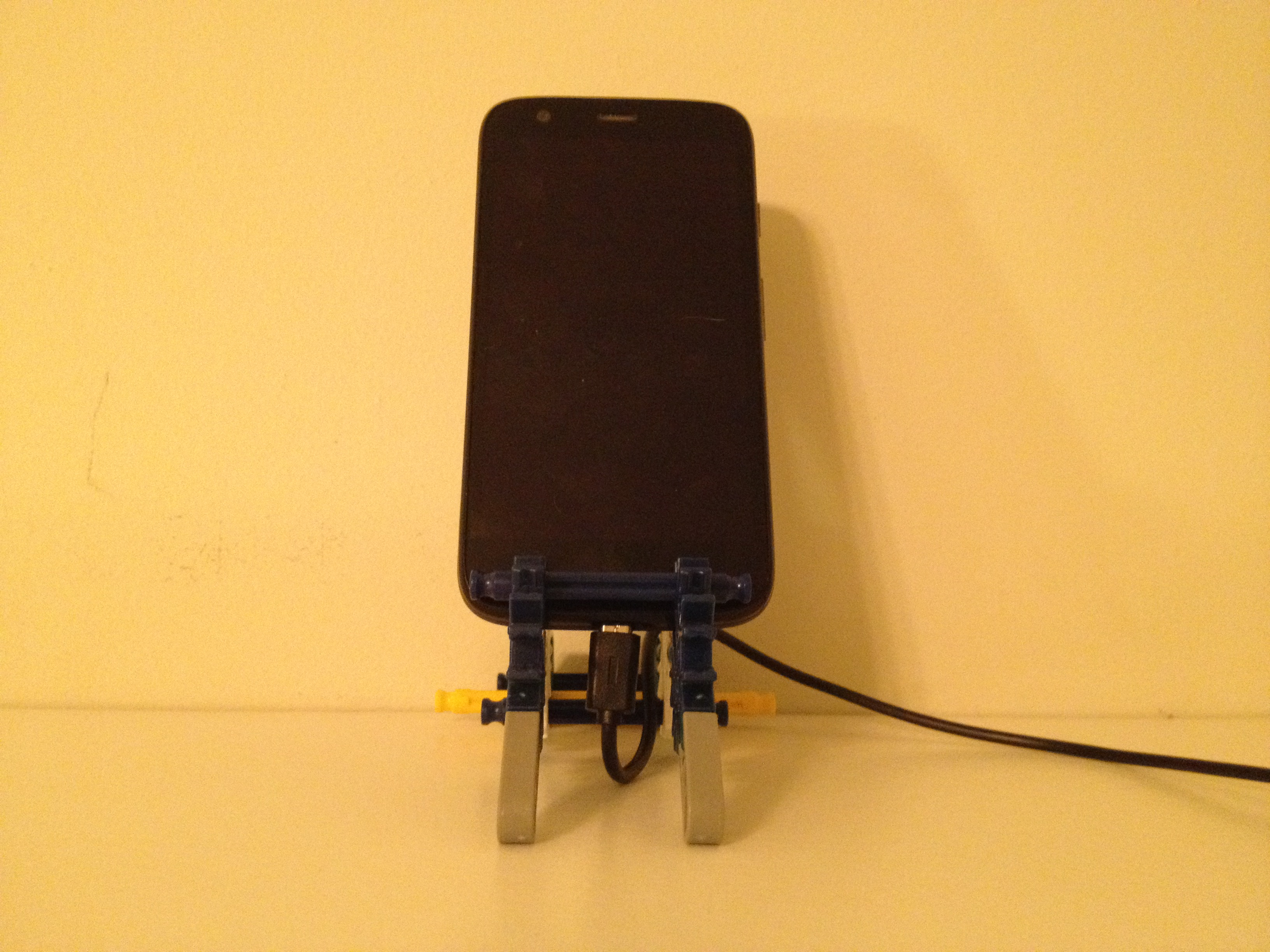 Picture of Your Charger Stand Is Ready!