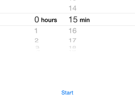 How to Create a Simple Timer Application for iOS
