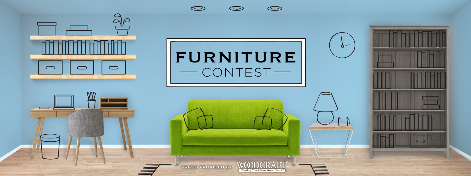 furniture contest essay Nuvision credit union kicks off the 2018 essay challenge scholarship program the topic for the essay contest will be given at the financial furniture and.