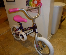 Make a Kid's Bike Into a Balance Bike