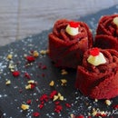How To Make Red Velvet Rose Cupcakes